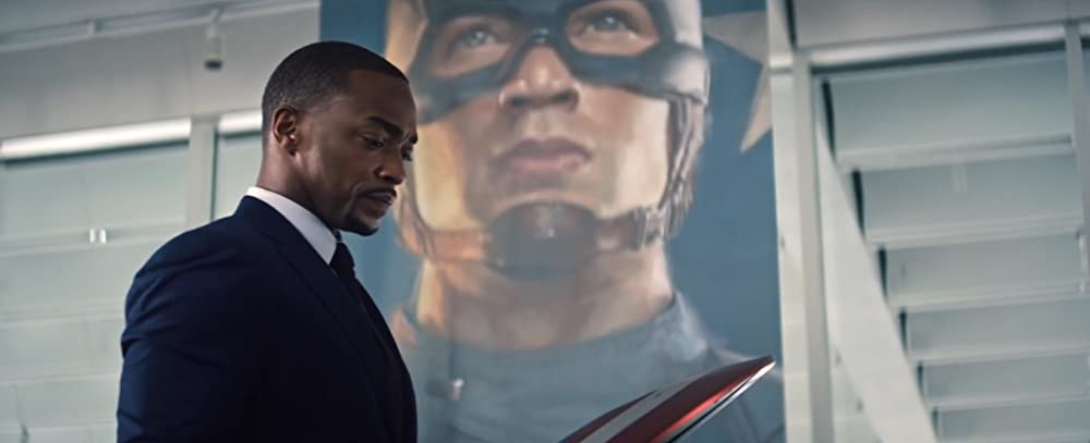 Falcon and the Winter Soldier Sam Wilson