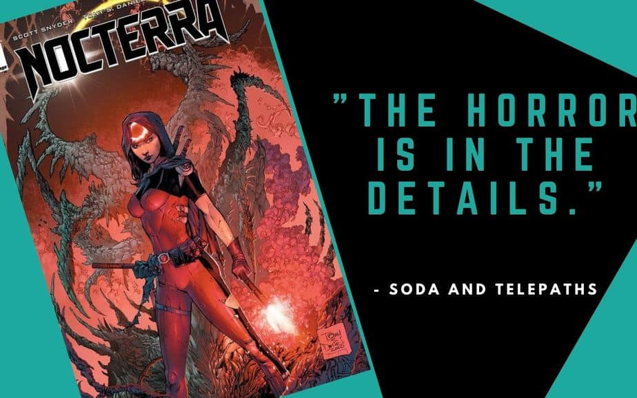 Nocterra #1 Review