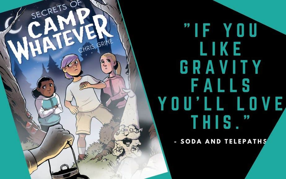 Secrets of Camp Whatever Comic Review