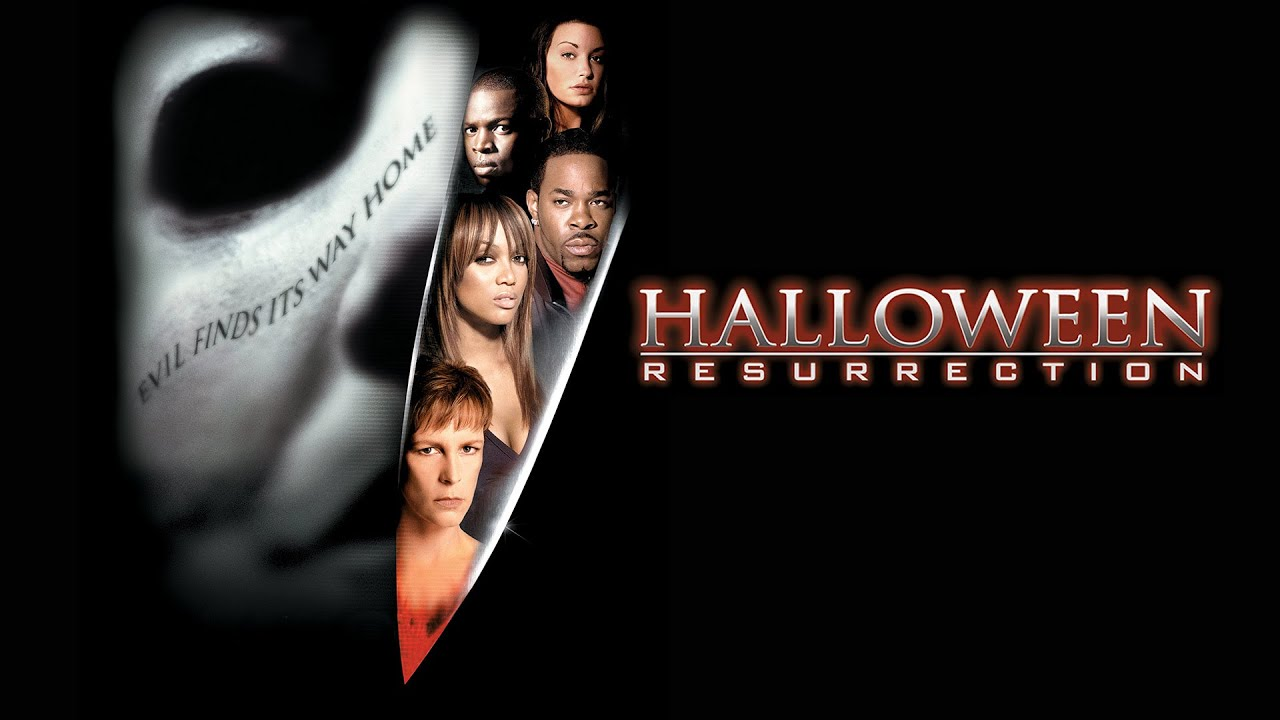 Halloween: Resurrection Header