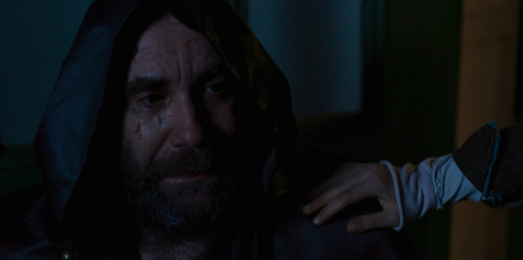 Rory McCann as The Bird Master in The Irregulars Episode 1
