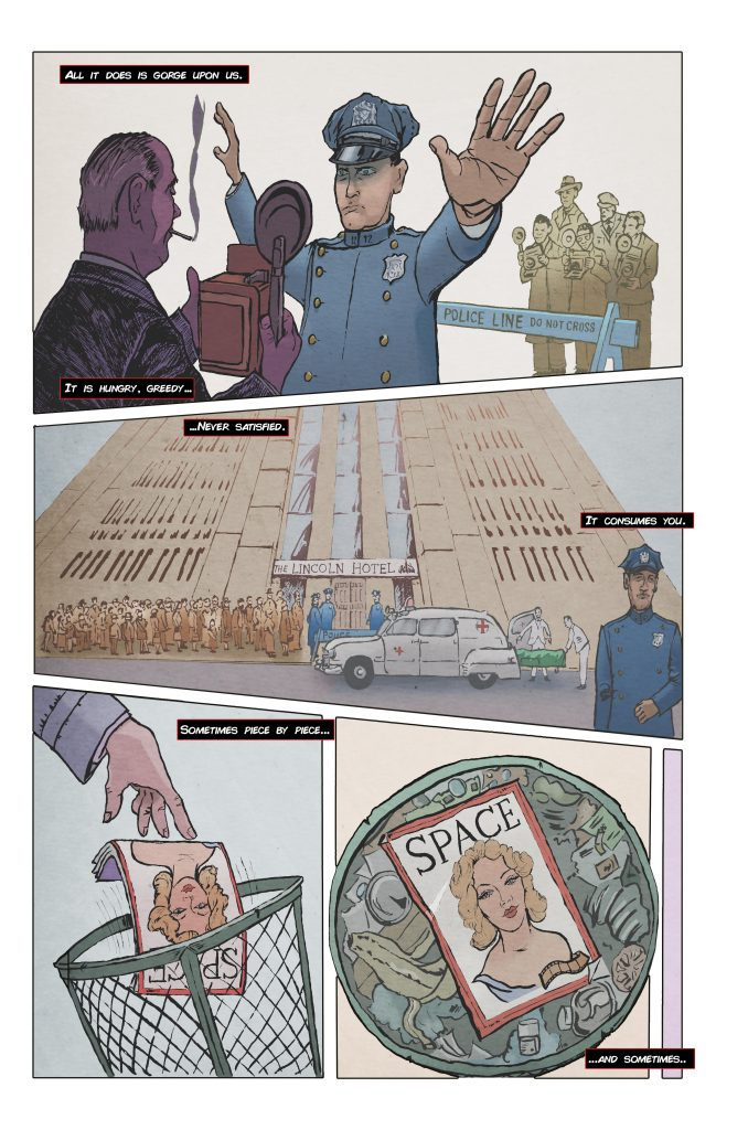 Exclusive Preview: The Depraved #1 - Available Soon on Kickstarter 2