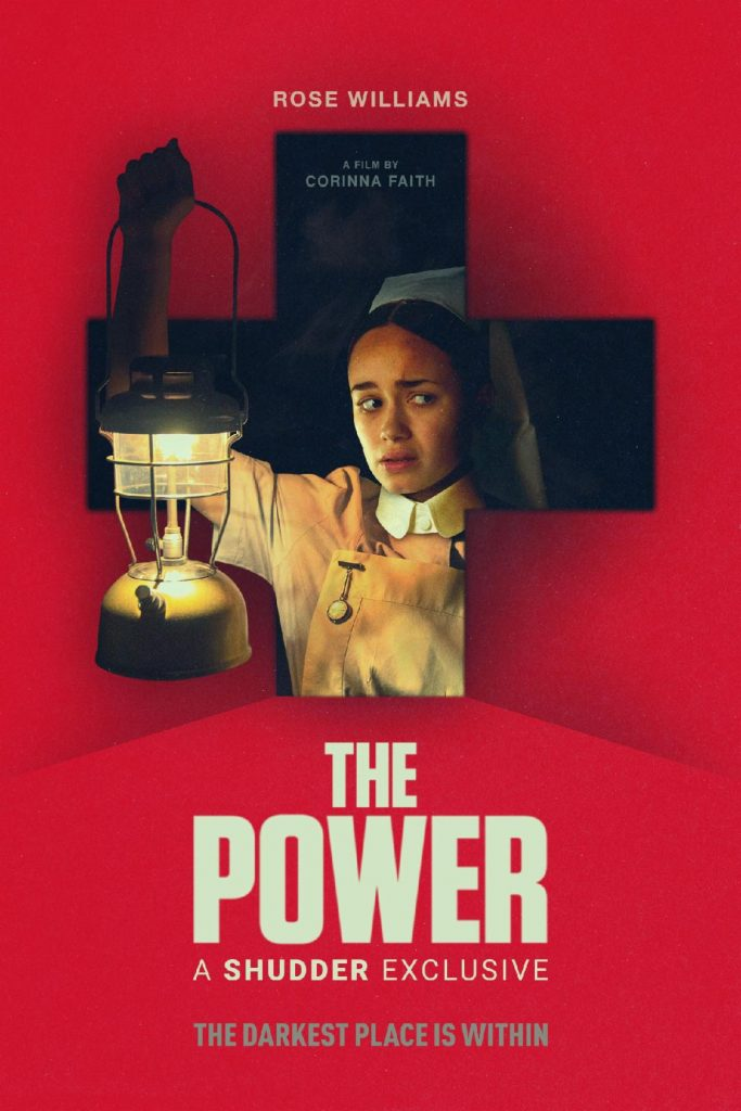 The Power Shudder Exclusive Rose Williams Corinna Faith