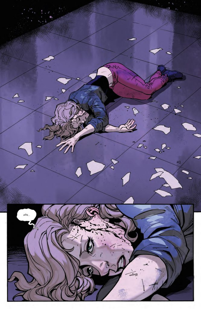 REVIEW: Buffy the Vampire Slayer #24 - A Lot in One Issue 1