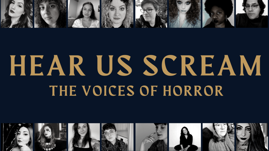 Horror anthology hear us scream