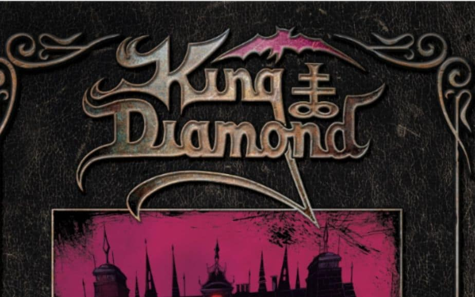 King Diamond Graphic Novel Abigail