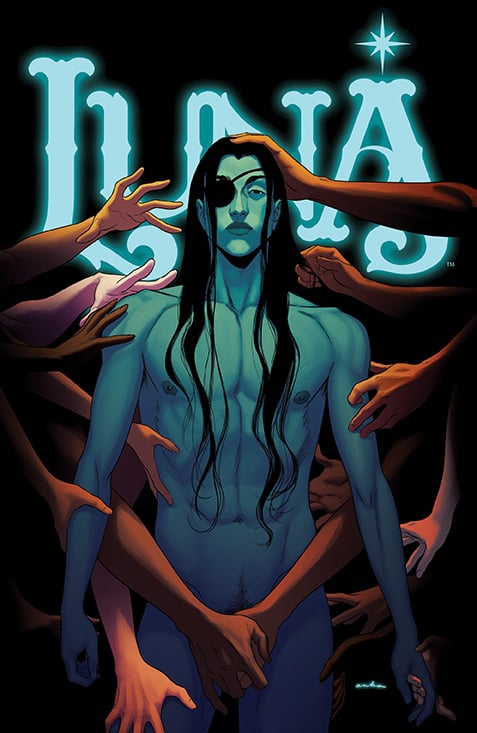 Luna #3 builds on Llovet's trippy supernatural thriller style and is remarkably exceptional 1