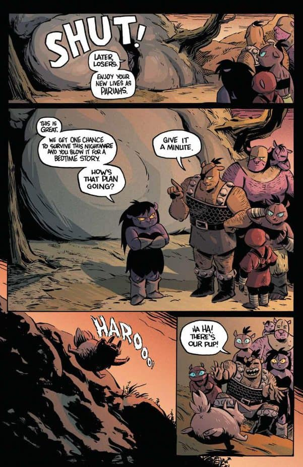 ORCS! #3 Will Make You Hungry for More! 1