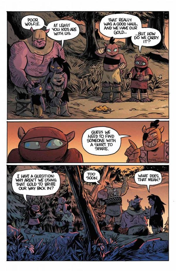 ORCS! #3 Will Make You Hungry for More! 3