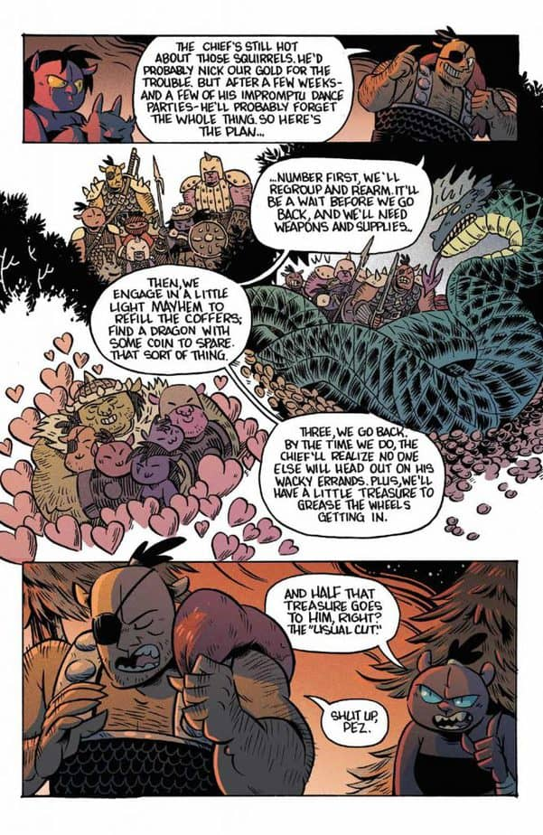 ORCS! #3 Will Make You Hungry for More! 4