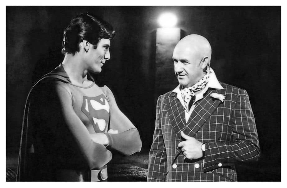 Gene Hackman as Lex Luthor