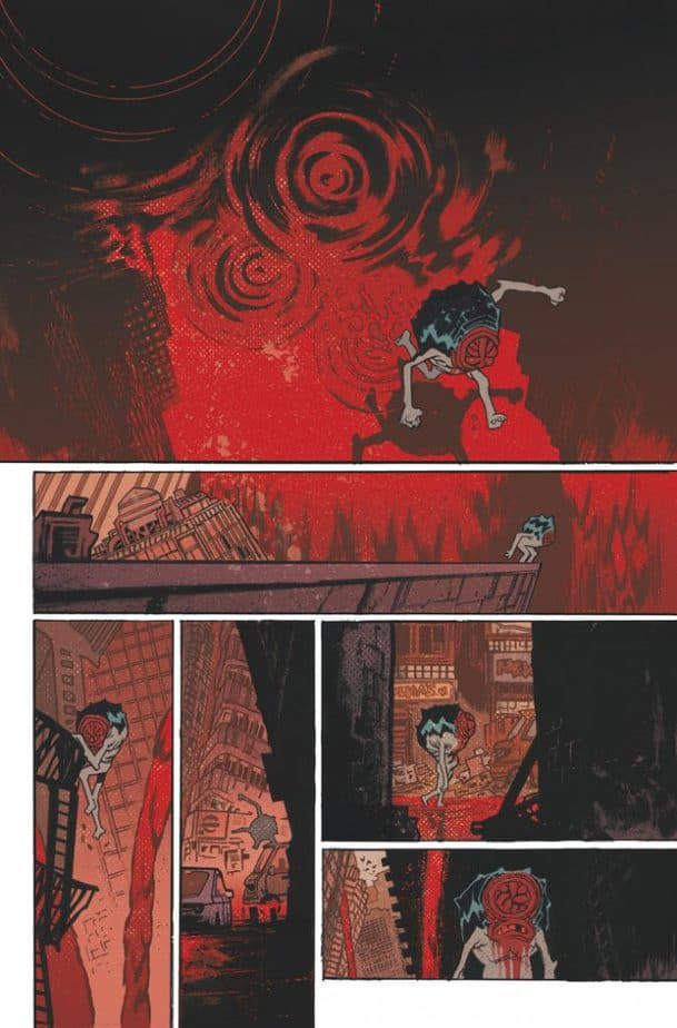 Your First Look at Ultramega #3 (Image Comics) and Release Date 5