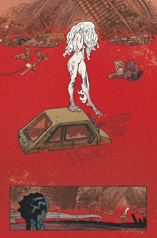 Your First Look at Ultramega #3 (Image Comics) and Release Date 4