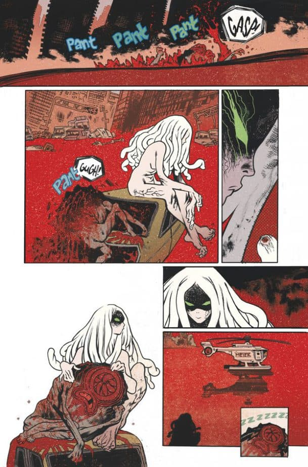 Your First Look at Ultramega #3 (Image Comics) and Release Date 3