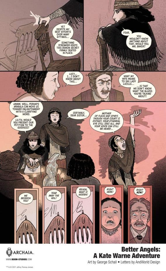 8 Page Preview: Your First Look at America's First Female Detective in BETTER ANGELS 6