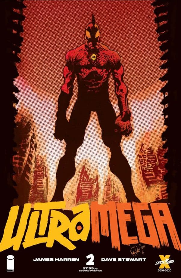 Image Comics Announces Ultramega Reprintings for Issues 1 and 2 1