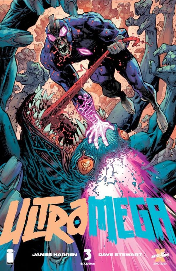 Your First Look at Ultramega #3 (Image Comics) and Release Date 9