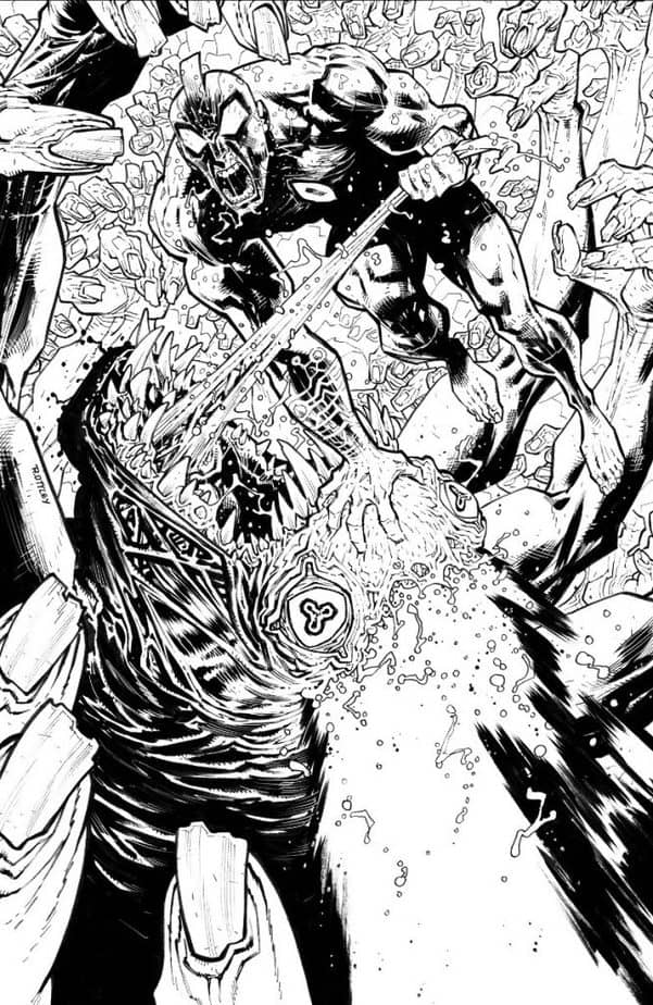 Your First Look at Ultramega #3 (Image Comics) and Release Date 7