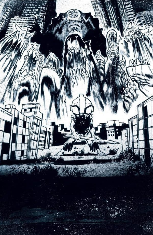 Your First Look at Ultramega #3 (Image Comics) and Release Date 8