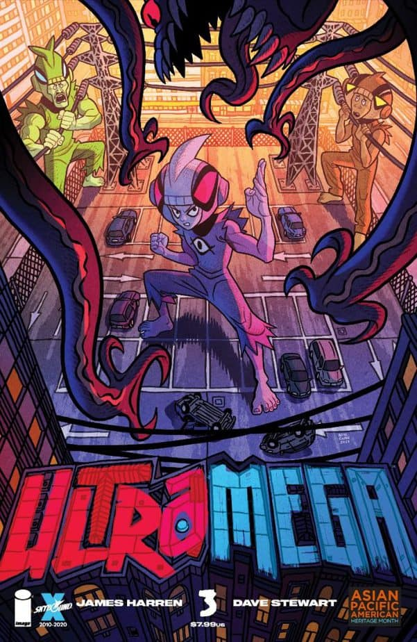 Your First Look at Ultramega #3 (Image Comics) and Release Date 6