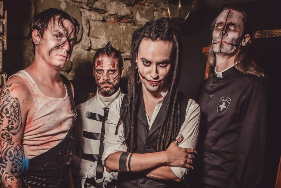 Loïc Duruz from Chaoseum talks Influences, Touring with Soulfly and Kataklysm 1
