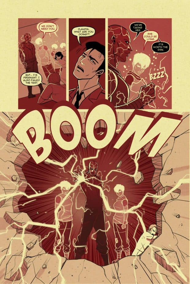 Nuclear Power #2 Is Social Commentary in an Explosive Package 1