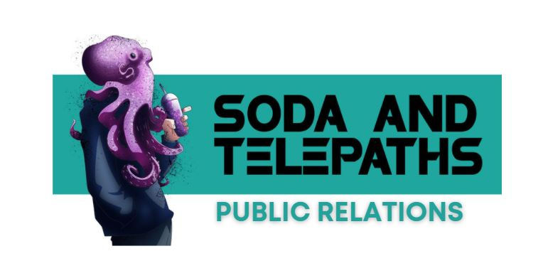 Soda and Telepaths PR