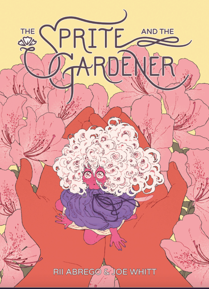 Sprite and the Gardener Graphic Novel out through Oni Press