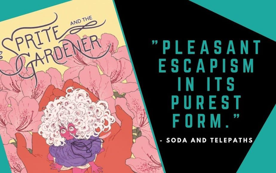 Sprite and the Gardener Comic Book Review