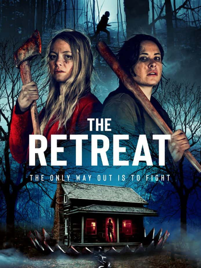 The Retreat Movie Poster