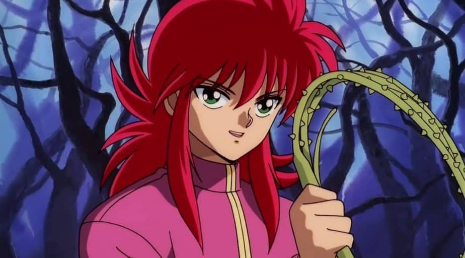31 Anime Characters with Red Hair