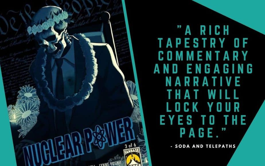 Nuclear Power #3 Comic Book Review