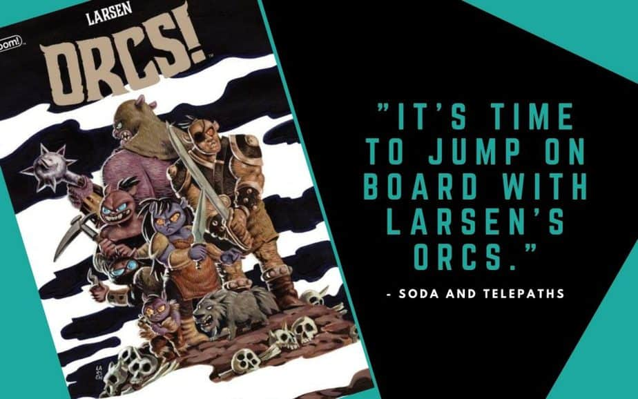 Orcs 5 Review