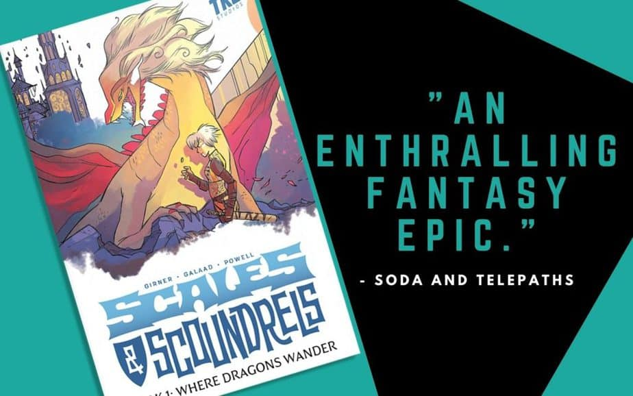 Scales and Scoundrels book one