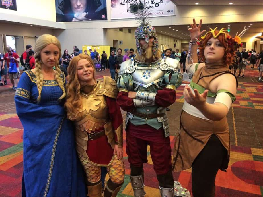 21 Most Popular Cosplay Conventions