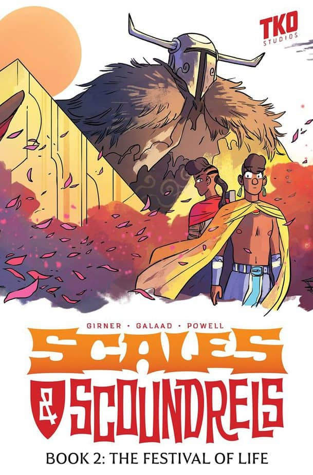 Scales and Scoundrels Book 2: The Festival of Life