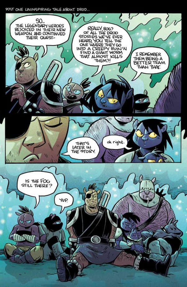 REVIEW: ORCS! #6 Brings Volume 1 to a Triumphant End 1