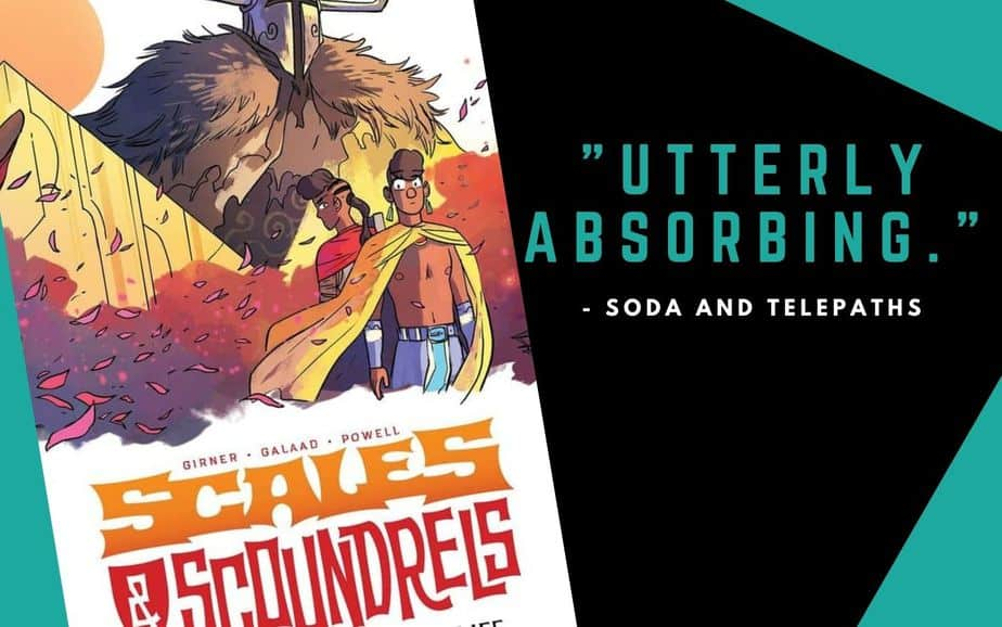 Scales and Scoundrels Book 2 Review