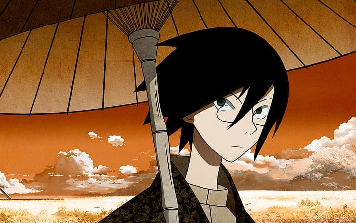 21 depressed anime characters