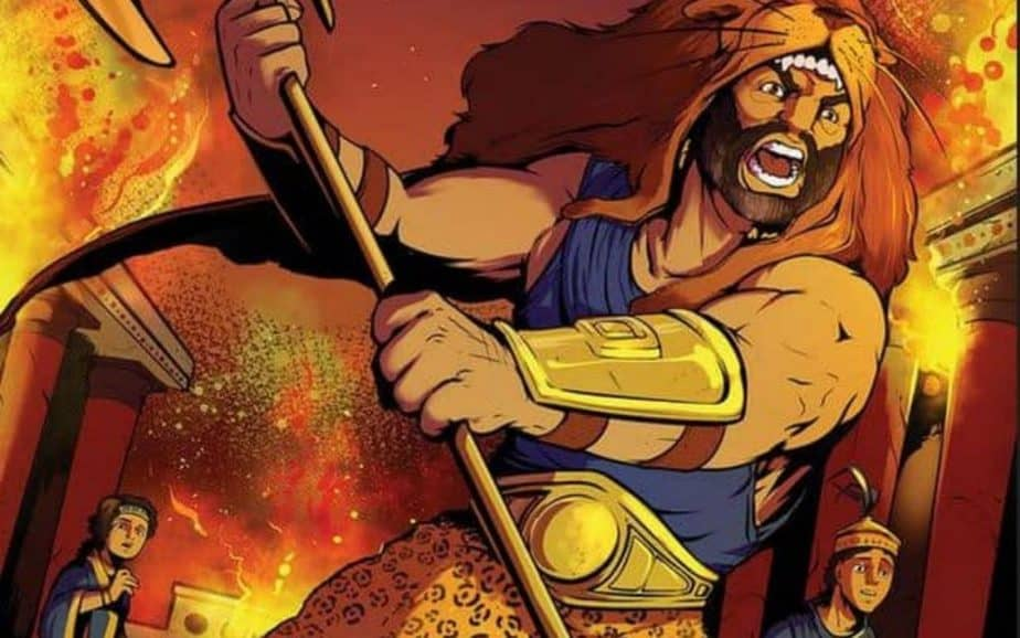 Band of Warriors #1