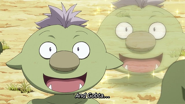 55 Cutest Anime Characters: Gobta - That Time I Got Reincarnated as a Slime