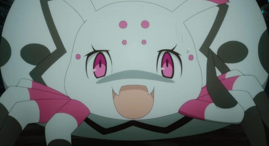 55 Cutest Anime Characters: Kumoko - So I'm a Spider, So What?