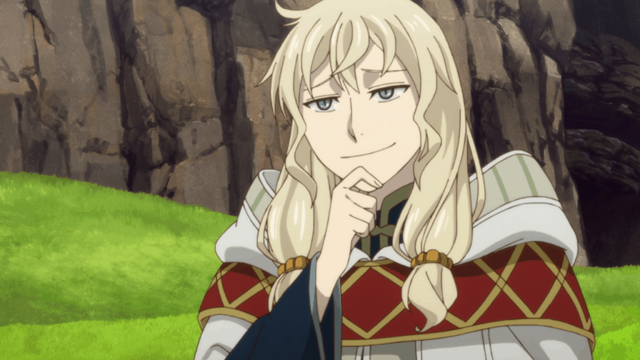 41 Blonde Anime Characters: Lindel - The Ancient Magus Bride