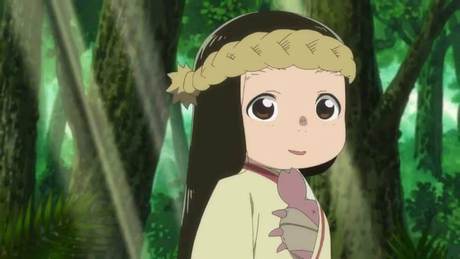 55 Cutest Anime Characters: March - To Your Eternity