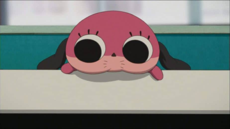 55 Cutest Anime Characters: Maromi - Paranoia Agent