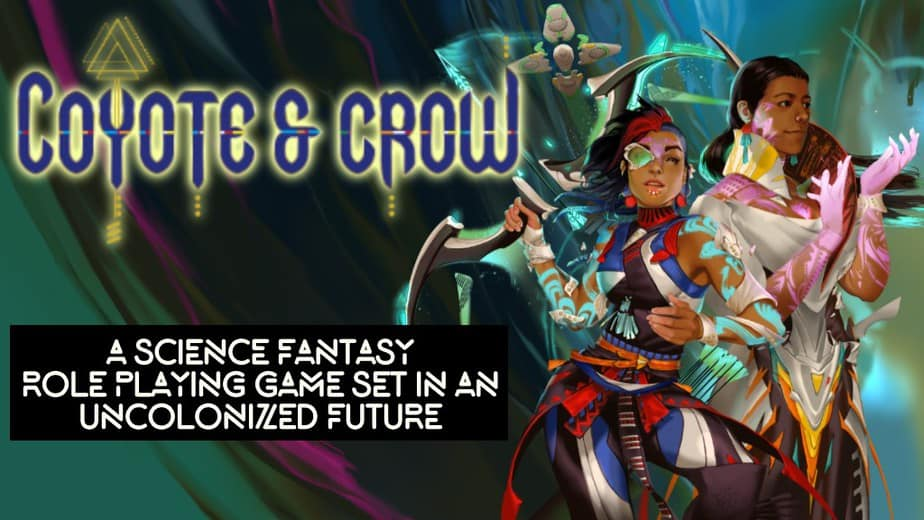 10 Best D&D Gifts: Coyote and Crow