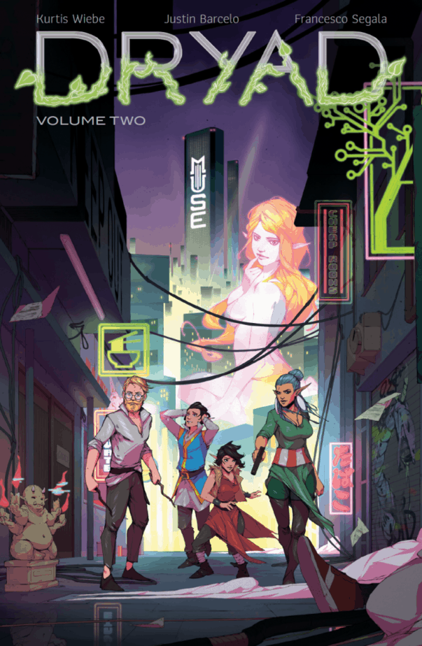 Dryad Volume 2 is Vibrant and Compelling 5