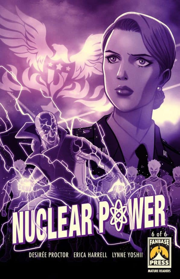 REVIEW: Nuclear Power #6 Ignites the Final Spark of Revolution 1