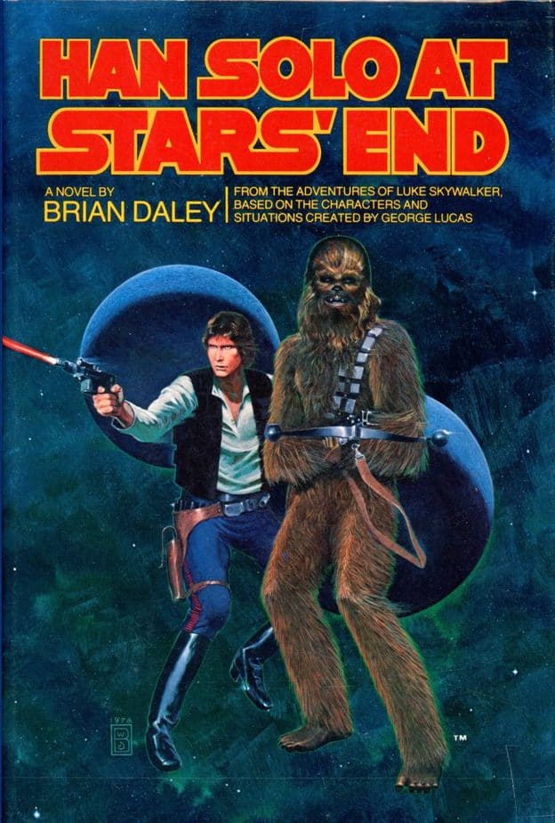 35 Best Star Wars Legends Books: Han Solo at Star's End