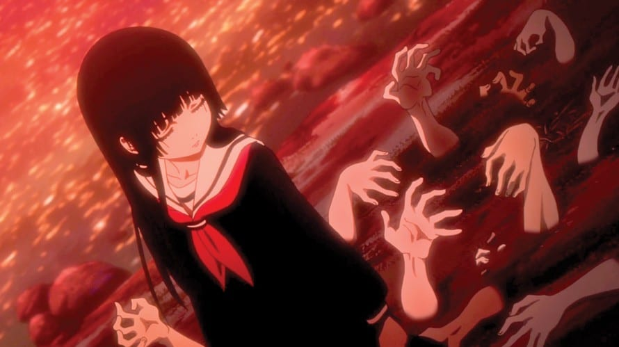 49 Best Demon Characters: Ai Enma - Hell Girl